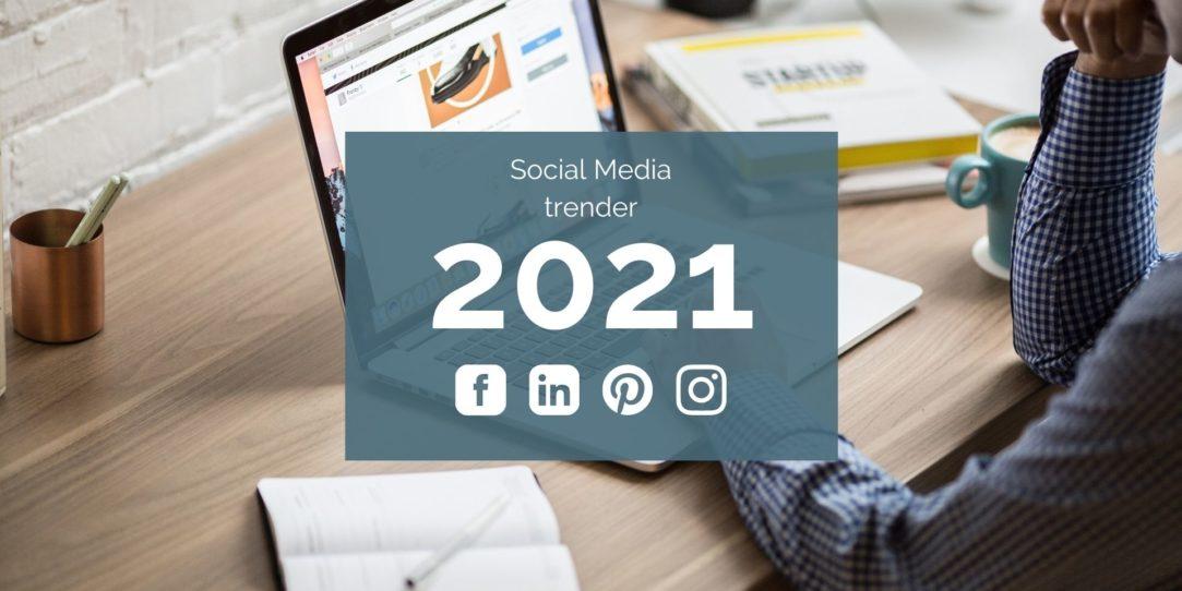 Social Media Trender 2021 MTDC digital
